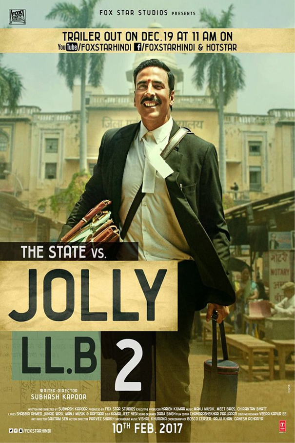 Jolly LLB 2 [2017 India Movie] Hindi Action, Comedy, Drama