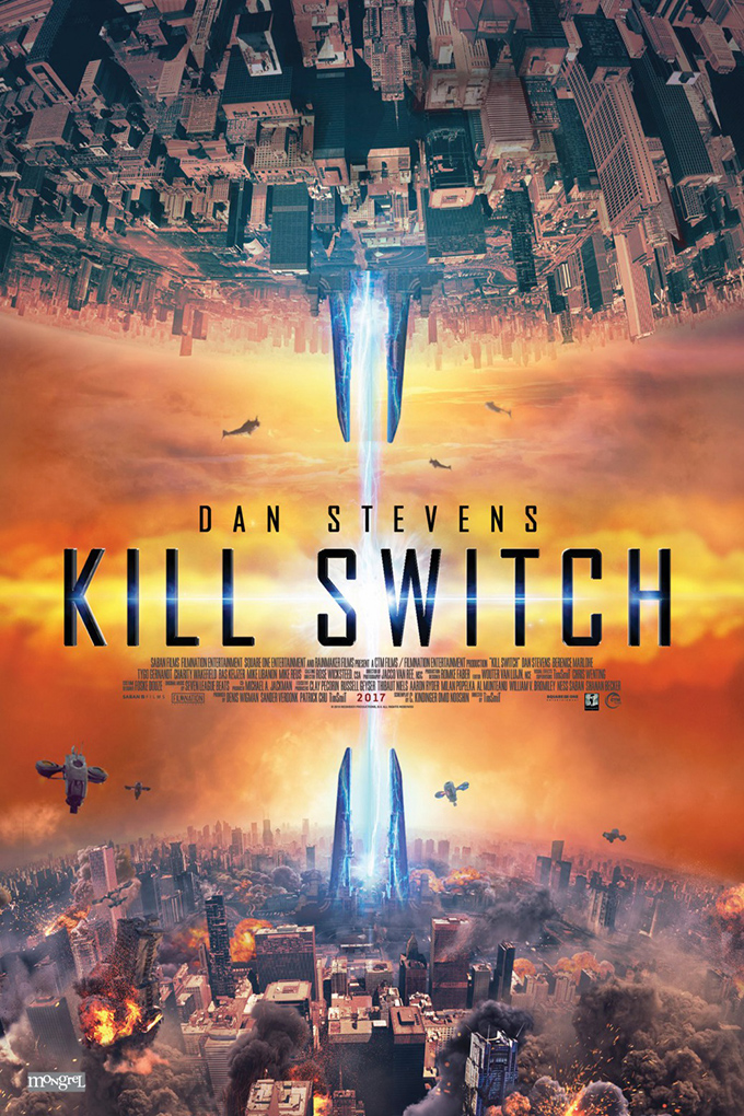 Kill Switch [2017 USA, Germany & Netherlands Movie] Action, Sci Fi