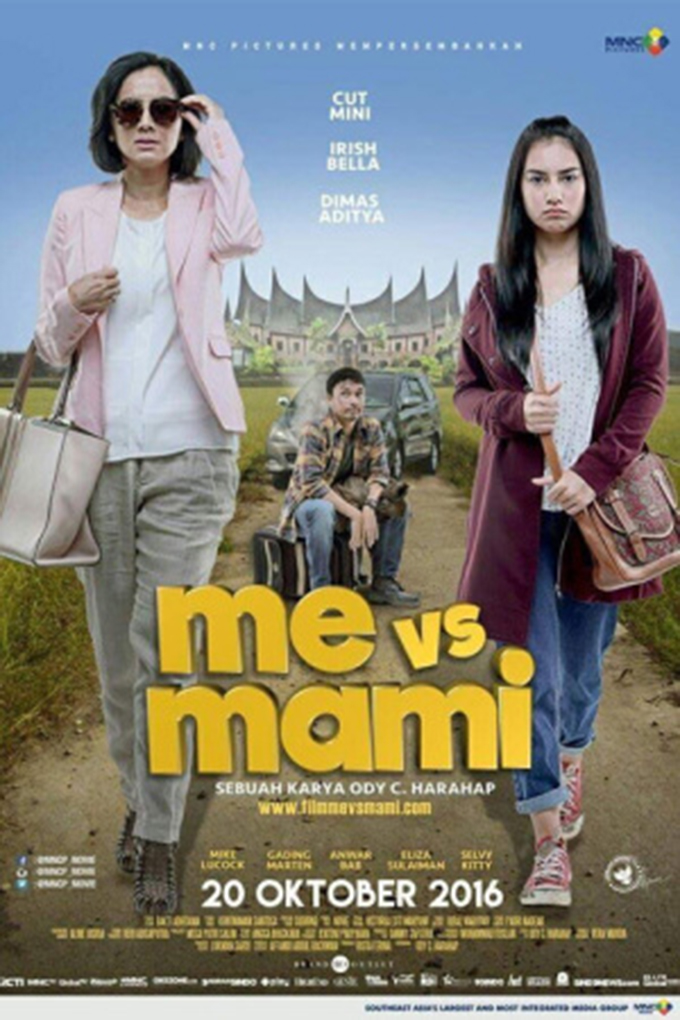 Me vs Mami [2016 Indonesia Movie] Drama