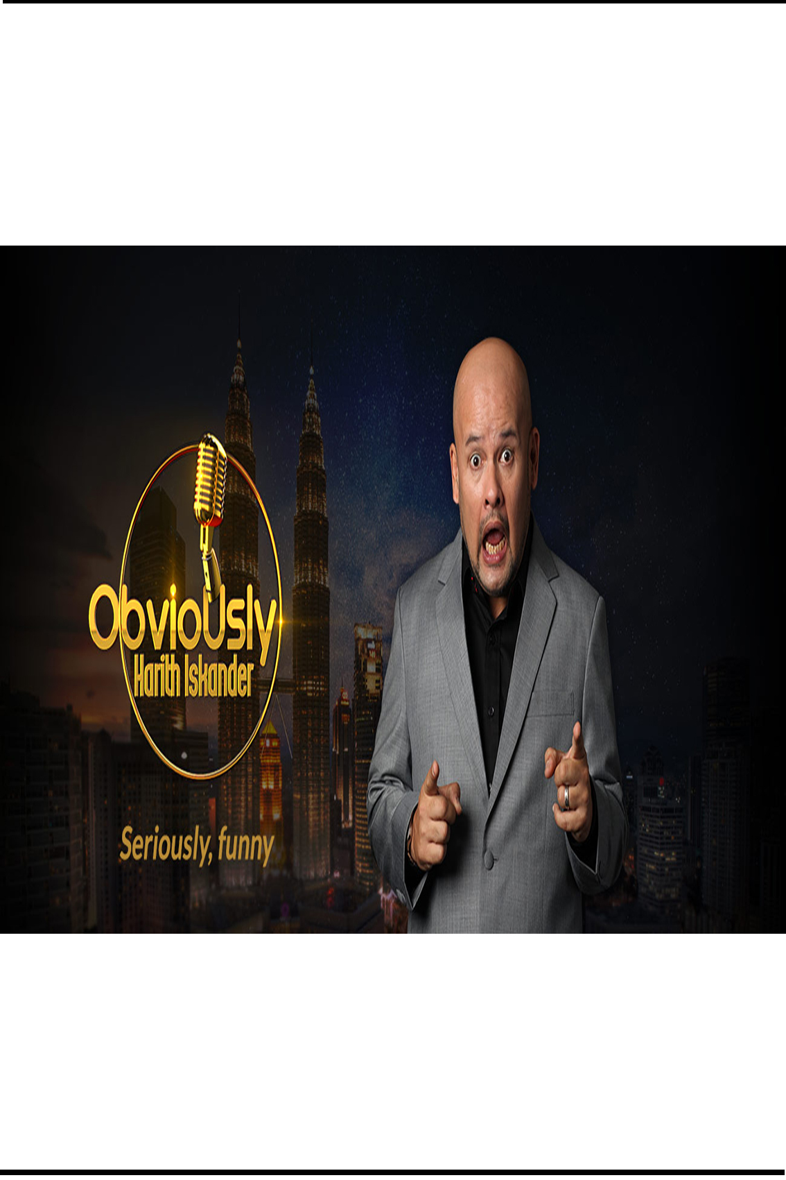 Obviously Harith Iskander [2016 Malaysia Series] 13 eps END (2)