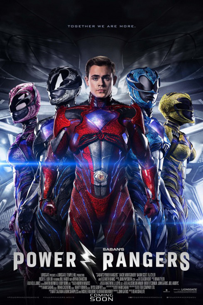 Power Rangers [2017 USA, HK, Japan, Mexico, Canada & New Zealand Movie] Action, Sci Fi