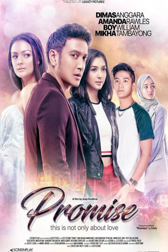 Promise [2017 Indonesia Movie] Drama, Romance