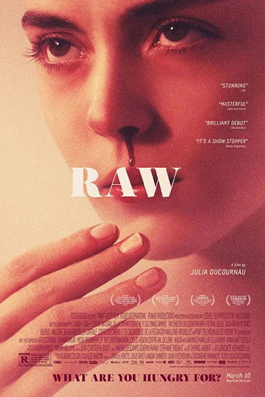 Raw [2016 France, Italy & Belgium Movie] French Drama, Horror
