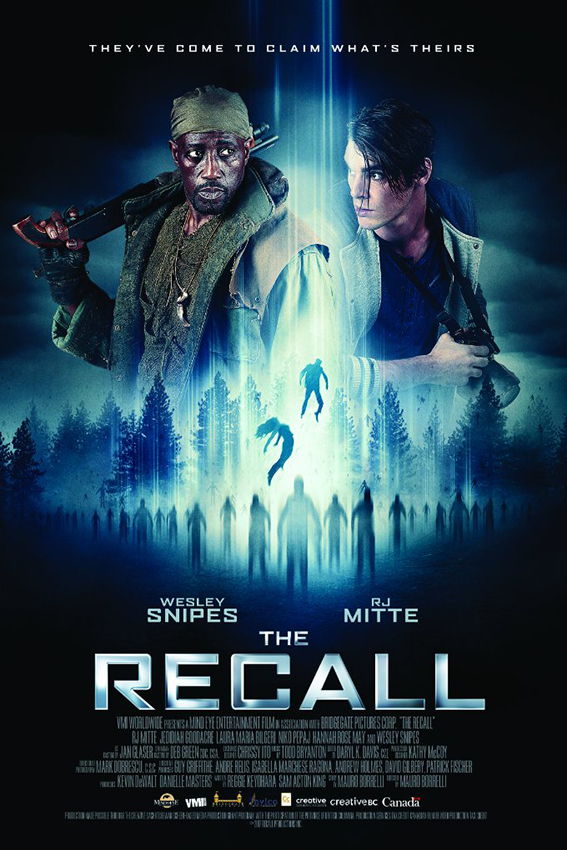 The Recall [2017 Canada Movie] Horror, Sci Fi, Thriller