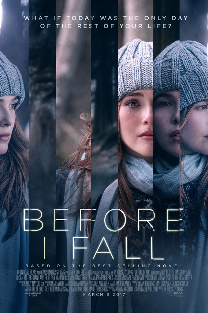 Before I Fall [2017 USA Movie] Mystery