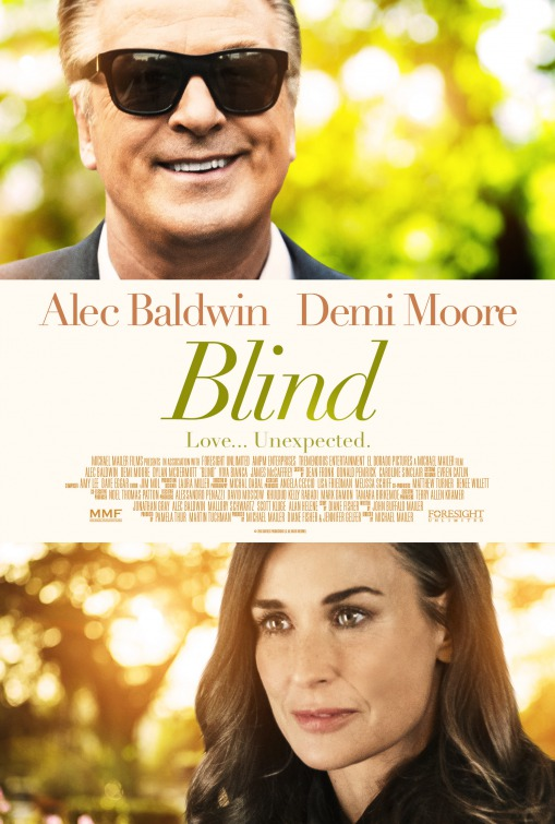Blind [2017 USA & France Movie] Drama, Romance