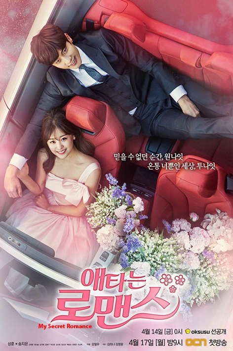 My Secret Romance [2017 Korea Series] 13 eps END (3) Comedy, Romance