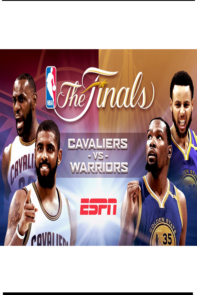 NBA Finals 2017 GSW vs CLE