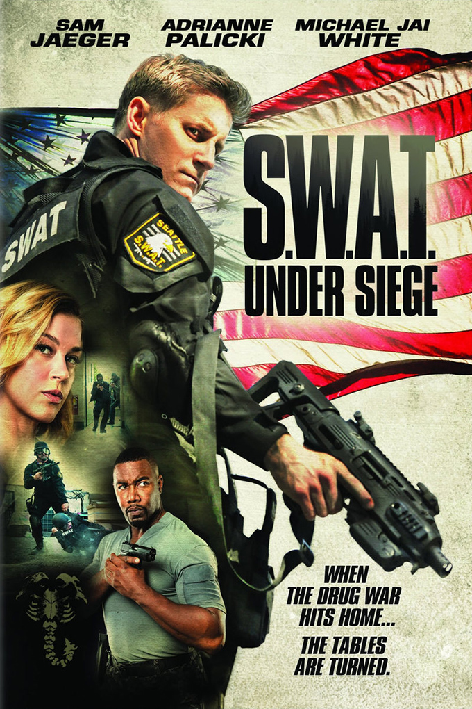 SWAT Under Siege [2017 USA Movie] Action, Crime, Thriller