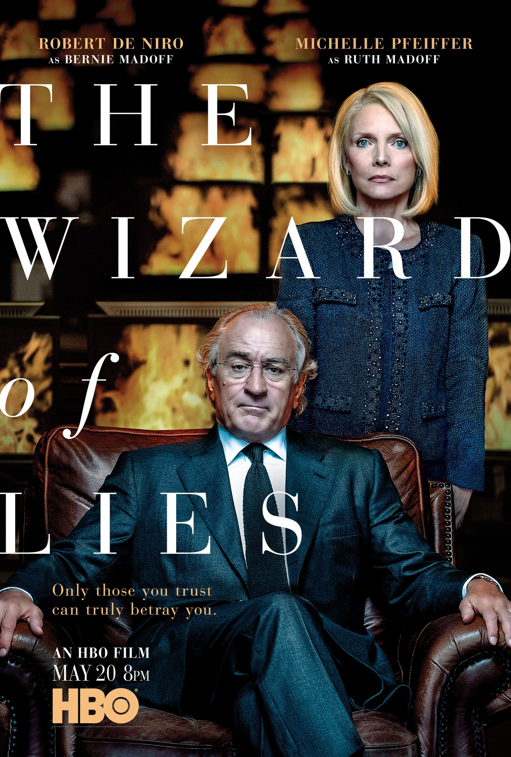 The Wizard of Lies [2017 USA Movie]  Drama, Crime, Biograhy, True Story