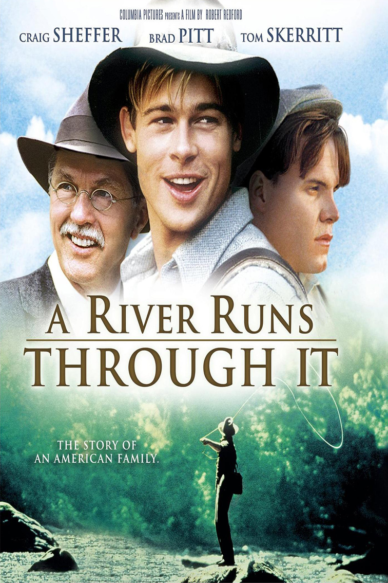 A River Runs Through It [1992 USA Movie] Drama