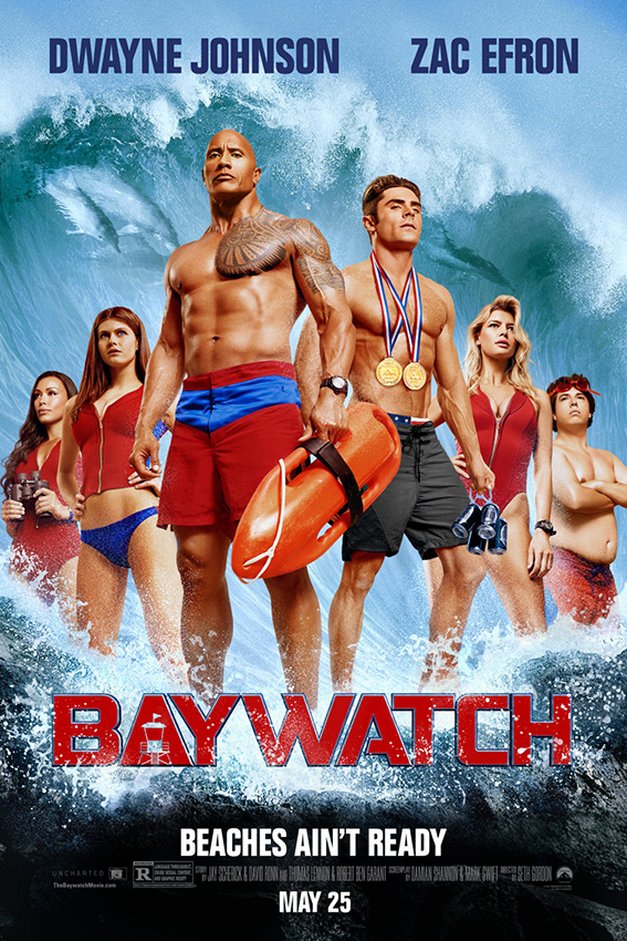 Baywatch [2017 USA Movie] Action, Comedy