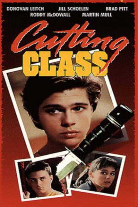 Cutting Class [1989 USA Movie] Comedy, Crime, Horror