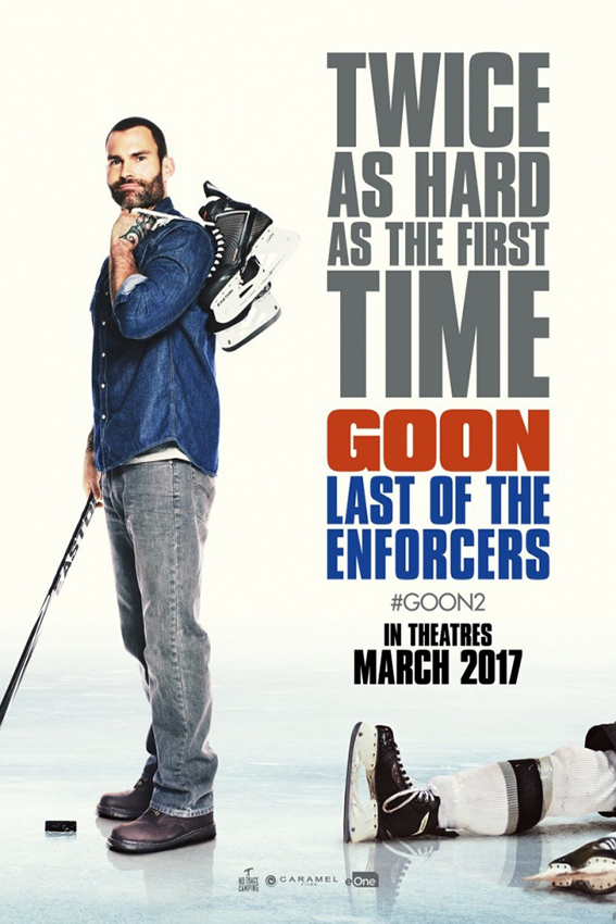 Goon 2: Last of the Enforcer [2017 USA Movie] Comedy, Sport