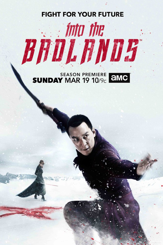 Into The Badlands SEASON 2 Complete [2016 – Current USA Series] Action, Adventure, Drama