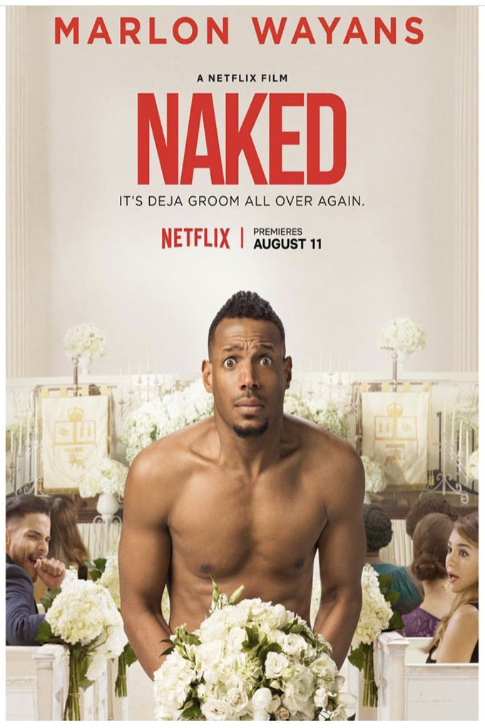 Naked [2017 USA Movie] Comedy