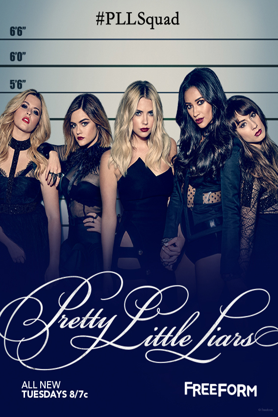 Pretty Little Liars SEASON 7 Complete [2010 – Currrent USA Series] Drama, Mystery, Thriller
