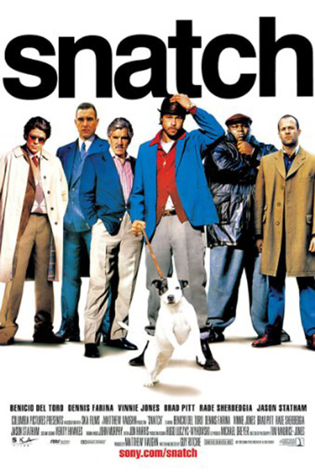 Snatch [2000 USA & UK Movie] Comedy, Crime