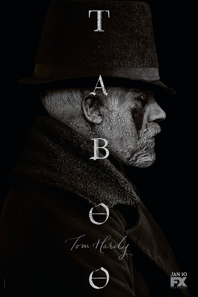 Taboo SEASON 1 Complete [2017 UK Series] Drama, Mystery, Thriller
