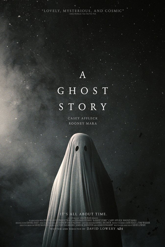 A Ghost Story [2017 USA Movie] Drama, Fantasy, Romance
