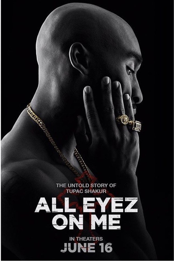 All Eyez On Me [2017 USA Movie] Drama, Biography, True Story, Musical