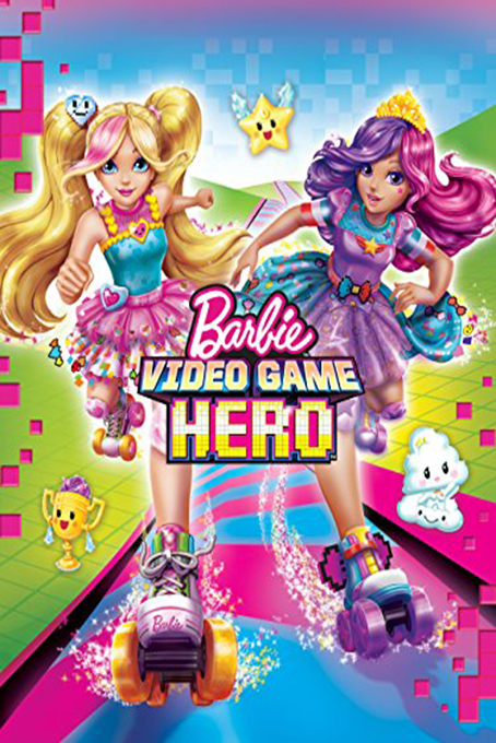 Barbie Video Game Hero [2017 USA Movie] Animation