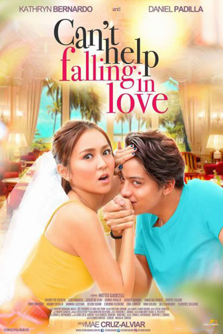 Can't Help Falling in Love [2017 Philippines Movie] Comedy, Romance