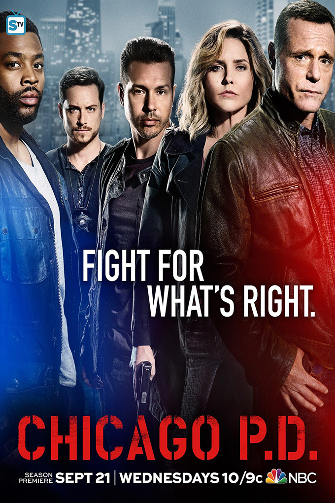 Chicago PD Season 4 Complete [2014 – Current USA Series] Action, Crime, Drama