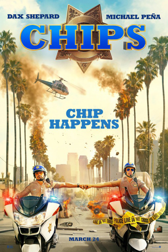 Chips [2017 USA Movie] Action, Comedy, Crime