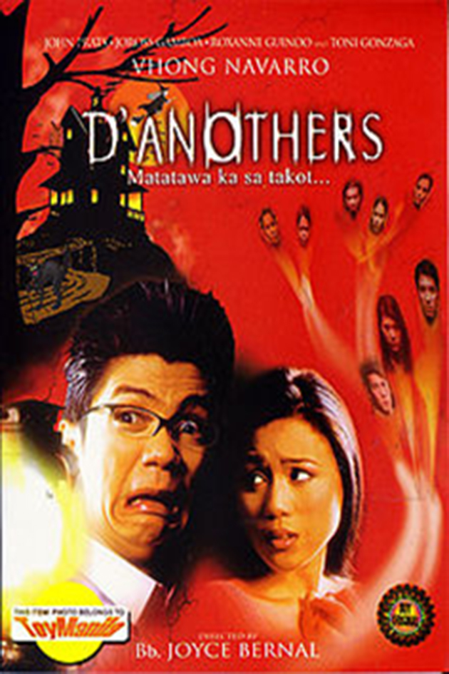 D'Anothers [2005 Philippines Movie] Horror, Comedy
