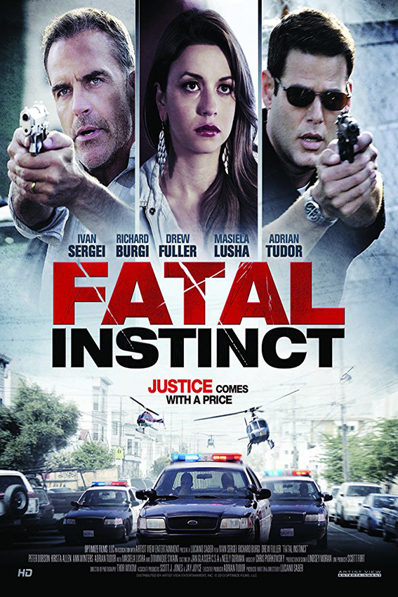 Fatal Instinct [2014 USA Movie]  Action