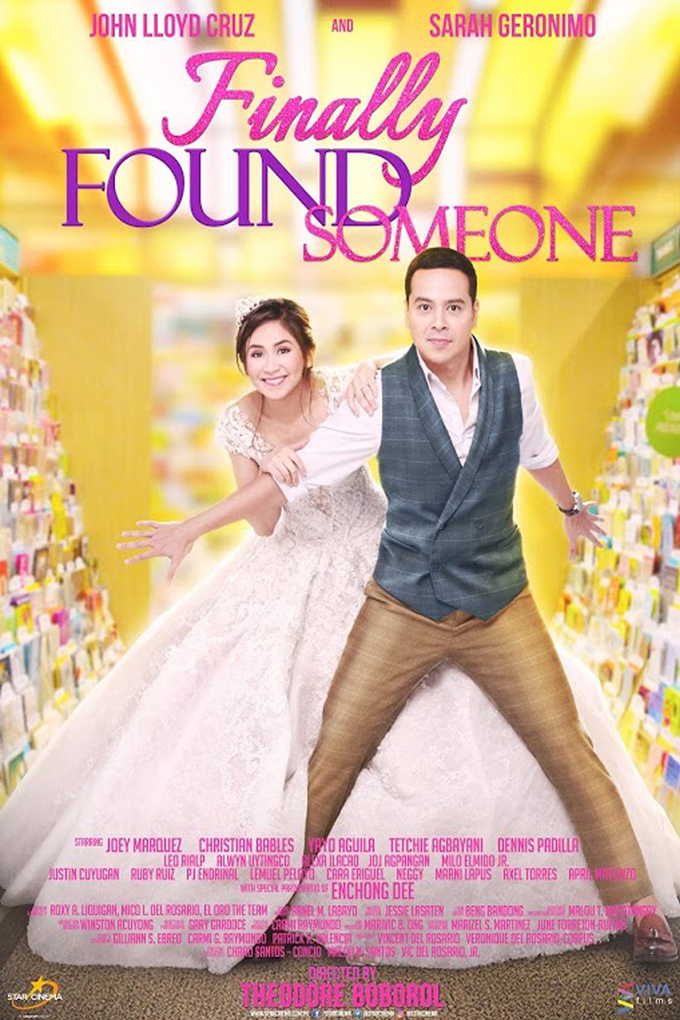 Finally Found Someone  [2017 Philippines Movie] Comedy, Romance