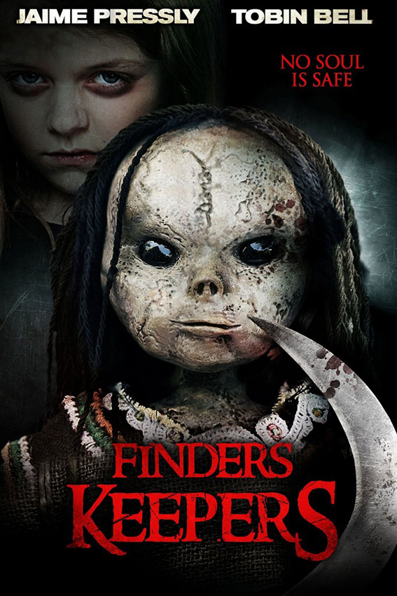 Finders Keepers [2014 USA Movie] Horror, Mystery, Thriller