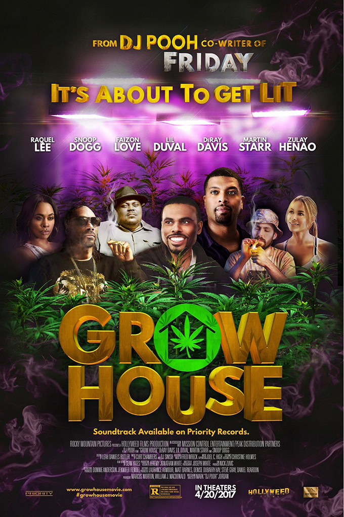 Grow House [2017 USA Movie] Comedy