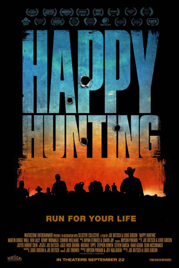 Happy Hunting [2017 USA Movie] Horror, Thriller