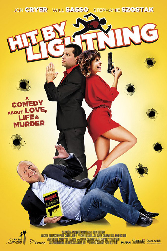 Hit By Lightning [2014 Canada Movie]  Comedy, Drama, Romance