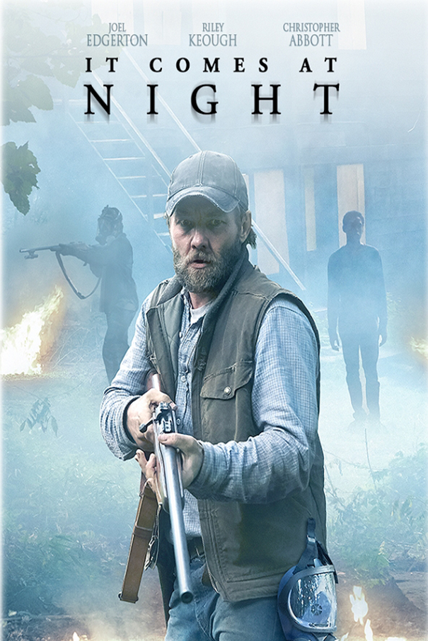 It Comes at Night [2017 USA Movie] Horror, Mystery