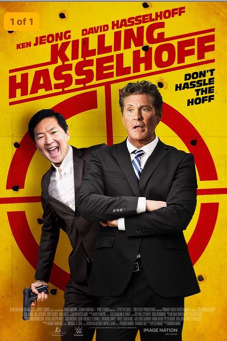 Killing Hasselhoff [2017 USA Movie] Comedy