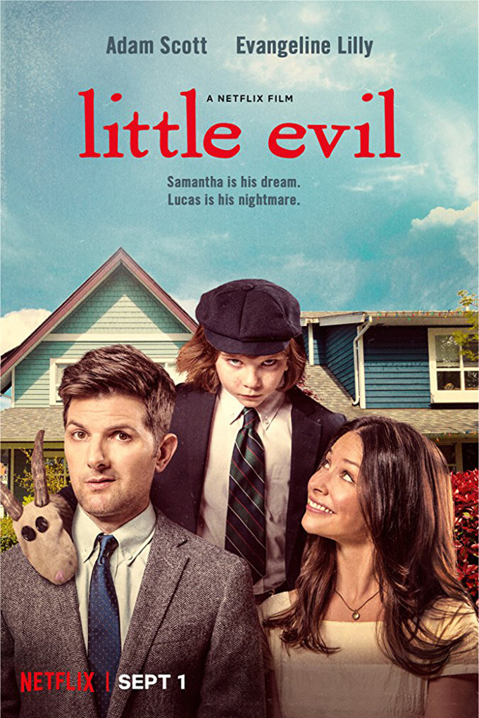 Little Evil [2017 USA Movie] Comedy, Horror