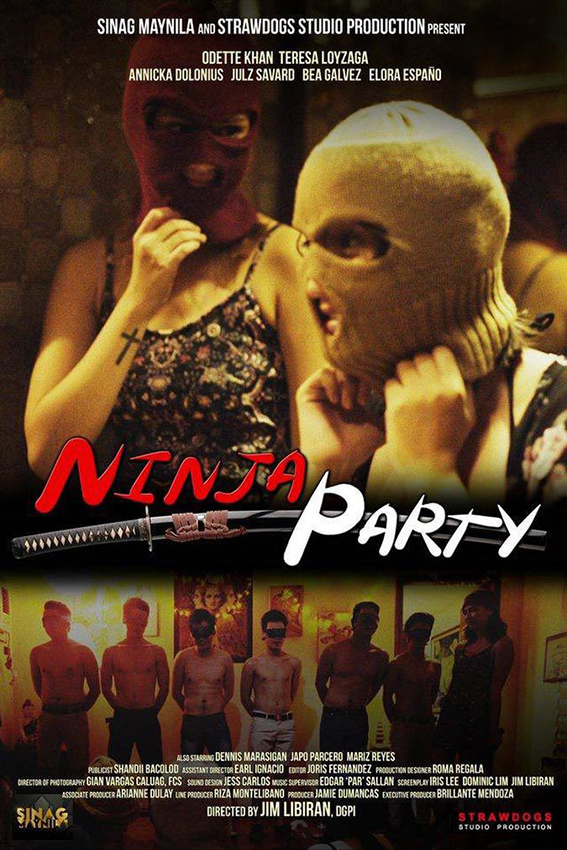 Ninja Party [2015 Philippines Movie] Drama