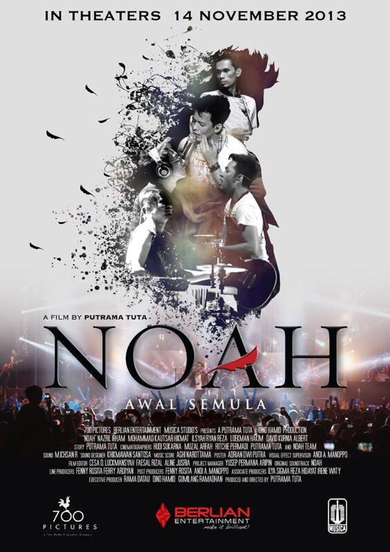 Noah Awal Semula [2013 Indonesia Movie] Drama, Musical, True Story