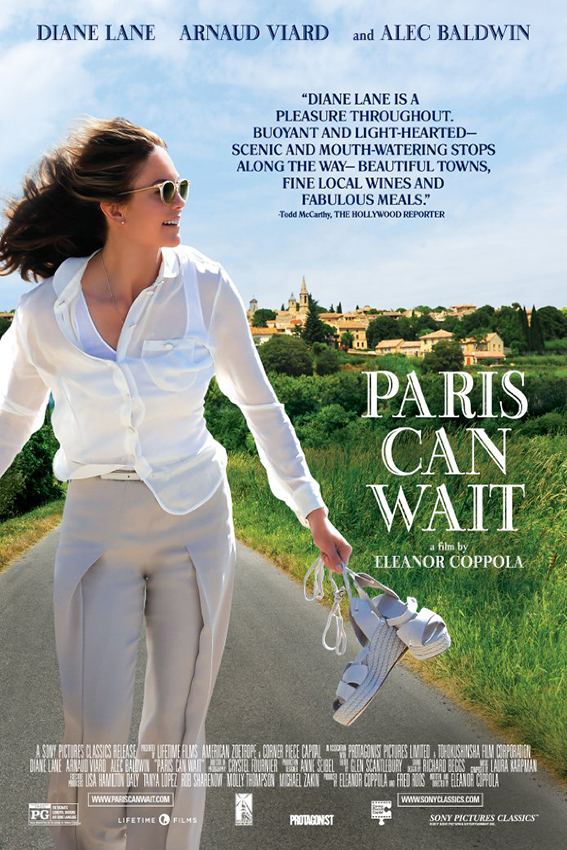 Paris Can Wait [2017 USA & Japan Movie] Comedy, Drama, Romance