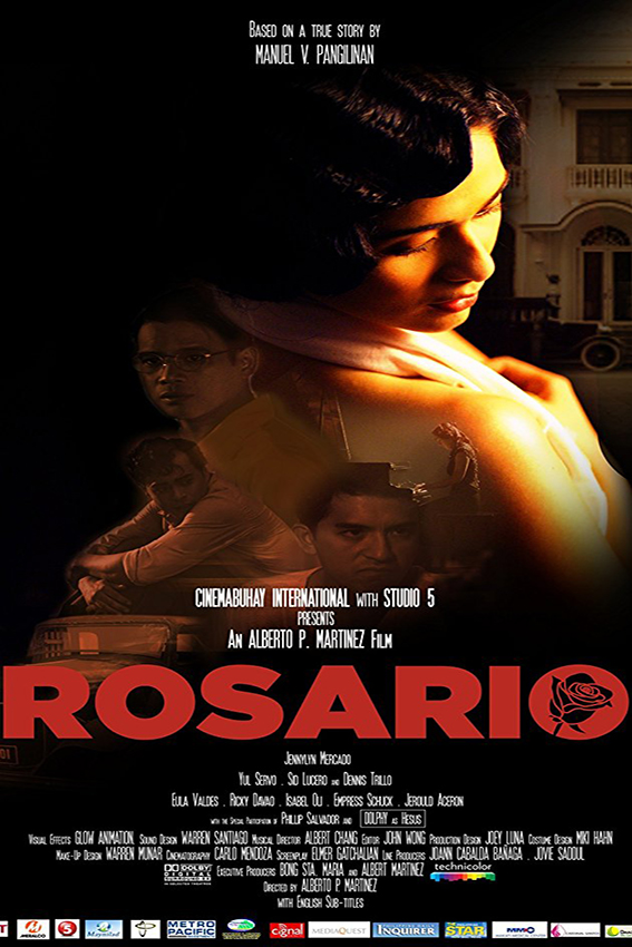 Rosario [2010 Philippines Movie] Drama, Crime, Romance, True Story