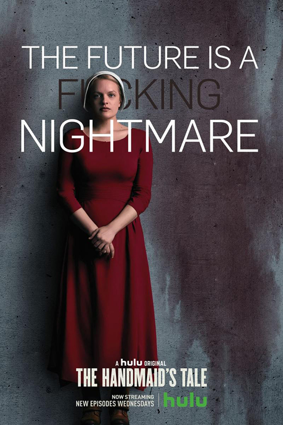 The Handmaid's Tale SEASON 1 Completed [2017 USA Series] Drama, Sci Fi
