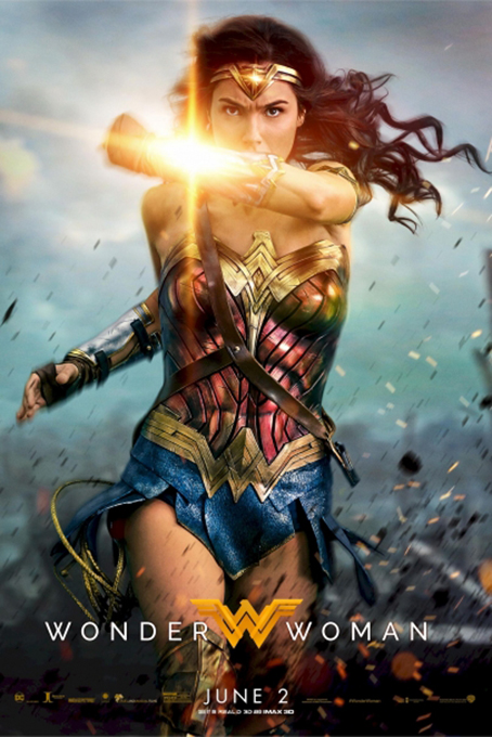 Wonder Woman [2017 USA Movie] Action, Adventure, Fantasy