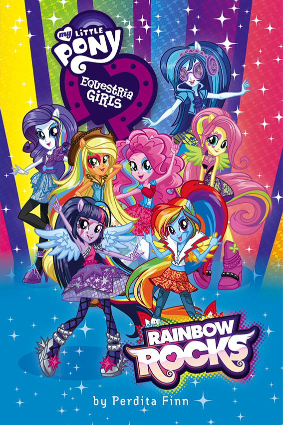 My Little Pony Equestria Girls: Rainbow Rocks [2014 USA & Canada Movie] Animation, Family