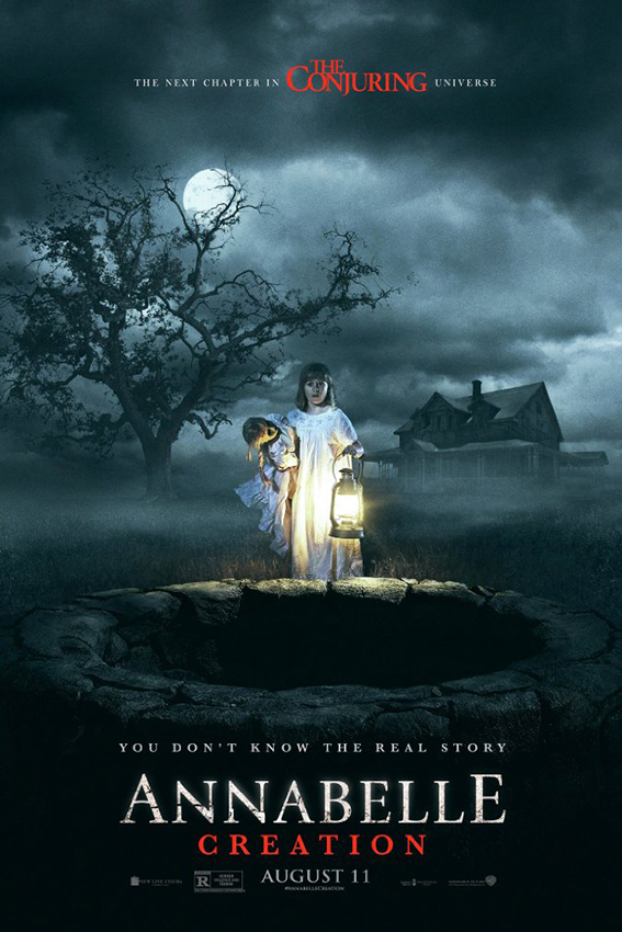 Annabelle 2: Creation [2017 USA Movie] Horror, Mystery, Thriller