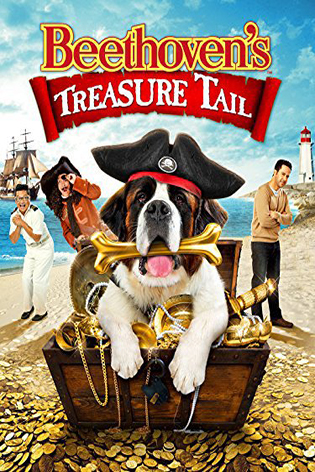Beethoven's Treasure Tail [2014 USA Movie] Family