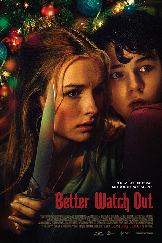 Better Watch Out [2017 USA Movie] Comedy, Horror, Thriller