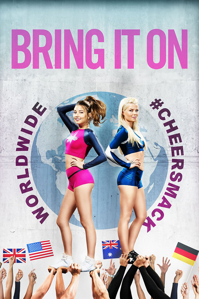 Bring It On: Worldwide Cheersmack [2017 USA Movie] Comedy, Romance, Sport, Dance